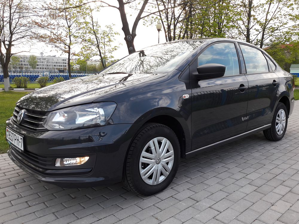Volkswagen Polo Sedan 2017 г.в.